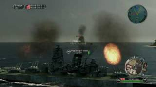 Battlestations: Pacific Battleship Duel (Yamato Class)
