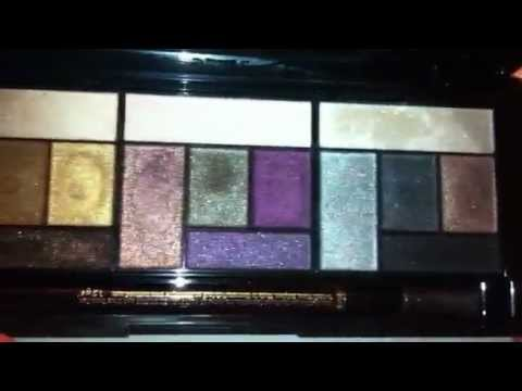 The return of sexy palette