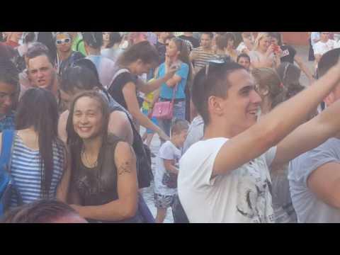 День молодёжи в Солнечногорске