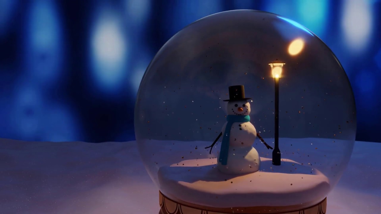 Merry Christmas - Professional Video Animation