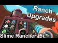 watch he video of UPGRADES THE RANCH! And Changing Colors - Slime Rancher (5) - The Finale