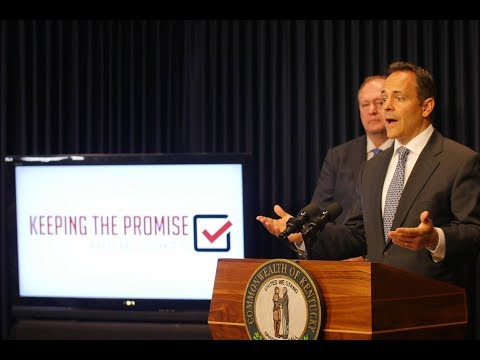 Keeping the Promise: Pension Reform Plan Announcement