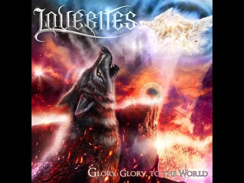 """LOVEBITES all female metal band from Japan new EP """"Glory, Glory, To The World"""" announced!"""