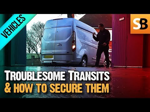 Van Tool Theft - TRANSIT Owners Need This Urgent Fix - YouTube