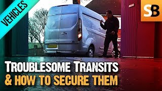 Van Tool Theft - TRANSIT Owners Need This Urgent Fix