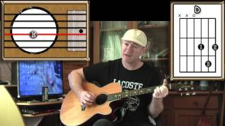 As Tears Go By - The Rolling Stones - Acoustic Guitar Lesson (easy)