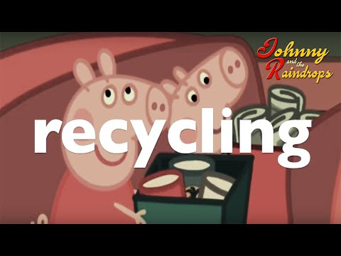 'Recycling'. Funny and fast song with lyrics