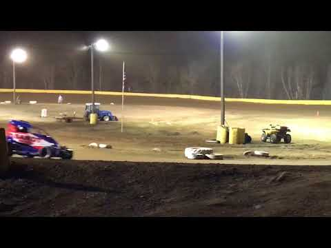 Paul Richards Hamlin Speedway 600's 4/21/18