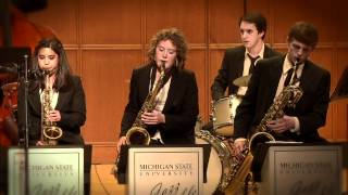 Jazz Octet IV - 4.19.2012 [Live @ College of Music Auditorium]