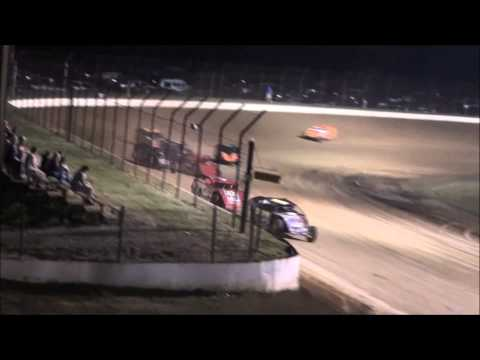 Modified Heat #1 From Portsmouth Raceway Park, 8/17/13.