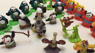 36 яиц!!!Распаковка яиц Кунг Фу Панда 3 ( Киндер  Surprise eggs with toys Kung Fu Panda)(Настоящая распаковка целого блока!!!36 яиц серия ПАНДА 3 Мама и АРТУР Никогда бы не подумала, что открывать..., 2015-12-17T04:07:02.000Z)