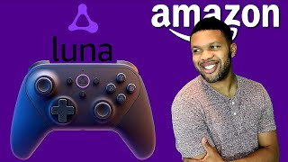 Amazon Luna Cloud Gaming Service + Get 2 free PC Games now