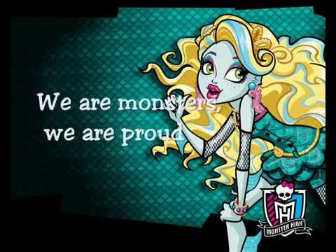 Song we are the monsters