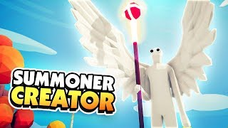 CREATE YOUR OWN EPIC SUMMONER UNIT - TABS (Totally Accurate Battle Simulator)