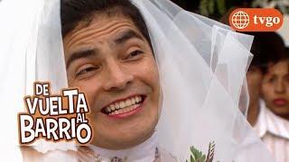 ¡Oliverio salva a Felicitas de casarse con el Disney! - De Vuelta al Barrio 03/04/2018