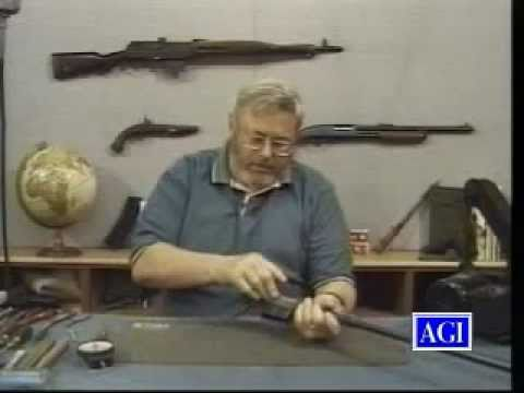 Winchester Model 70 Trigger Job AGI 334 - YouTube