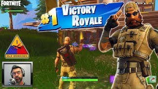 Another Won by A Fortnite Father / SledgeHammer Skin Win