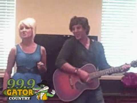 Steel Magnolia from CMT Duet in 99.9 Gator Country