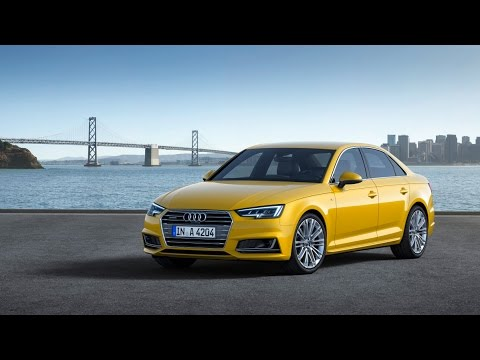 audi a4 audi a4 avant 2015 motoren innenraum weltpremiere youtube. Black Bedroom Furniture Sets. Home Design Ideas