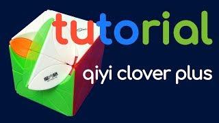 Tutorial Qiyi Clover Plus | Cubo de Rubik