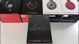 First Look: Beats Studio3 Decade Collection