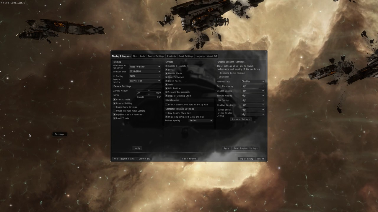 Invert color jpg online - How To Disable Invert Y Axis In Eve Online
