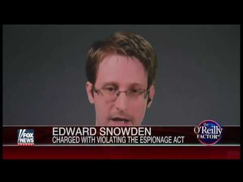 """""""Governments Lie"""": Oliver Stone faces off with Bill O'Reilly over Snowden, NSA"""