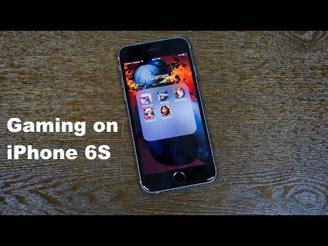iphone 6s youtube gaming on the iphone 6s 11515