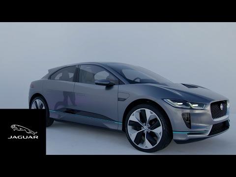 Jaguar I-PACE Concept Design | Ian Callum and Alister Whelan