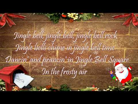 Jingle Bell Rock - Lyrics