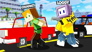 LOGGY ARRESTED ME IN NEW CITY | MINECRAFT