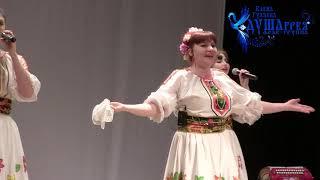 """Елена Гуляева и фолк-группа """"ДУШАгрея""""с песней """" Россиюшка"""" -"""