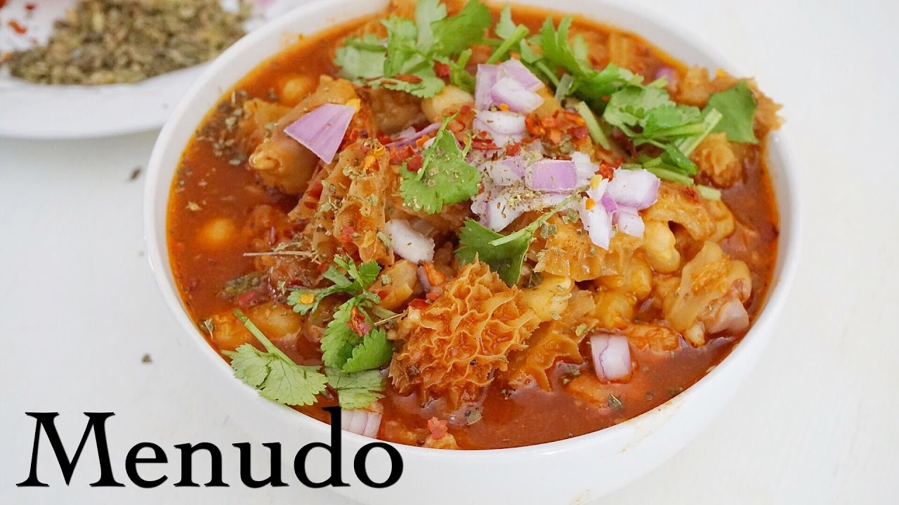 How To Make Menudo - YouTube