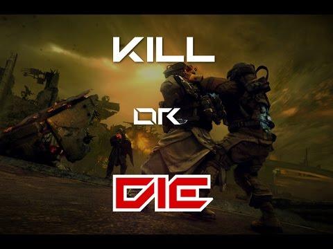 Killzone Shadow fall montage - Kill or DIE