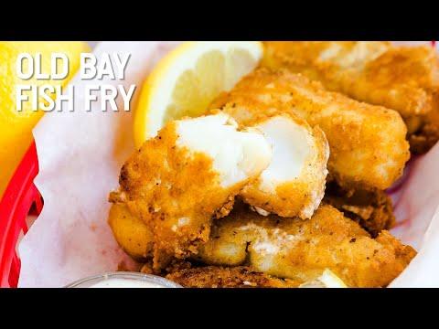 Old Bay Fish Fry