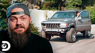 Reviven un Jeep Cherokee y una Chevrolet Blazer para carrera | Diesel Dave | Discovery Latinoamérica