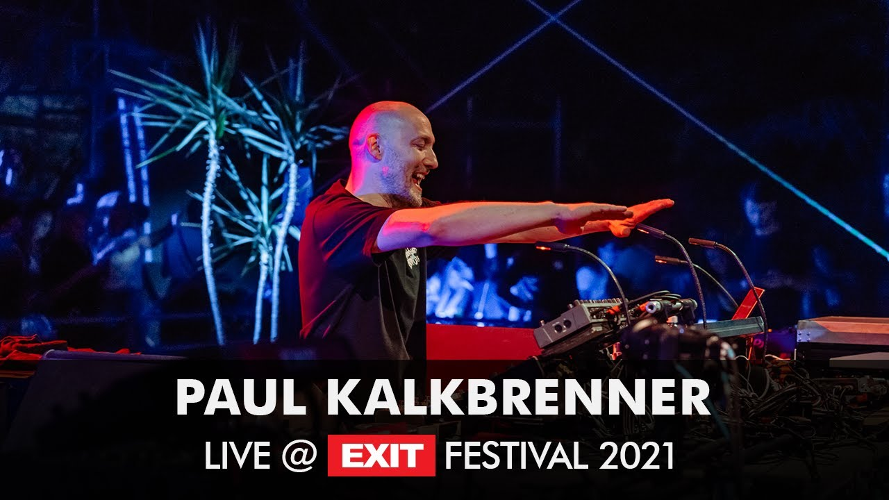 EXIT 2021 | Paul Kalkbrenner @ mts Dance Arena FULL SHOW