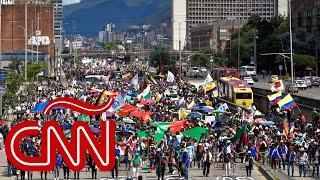 Tercer paro nacional en Colombia en dos semanas