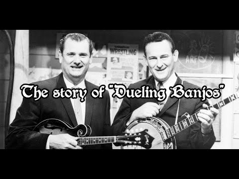 """Arthur Smith - The story of """"Dueling Banjo's"""""""
