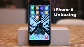 iPhone 6 128GB Unboxing & first Impressions