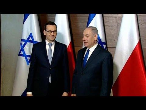 بولندا تستدعي سفيرة إسرائيل لديها ورئيس الوزراء البولندي يلغي زيارة لإسرائيل…