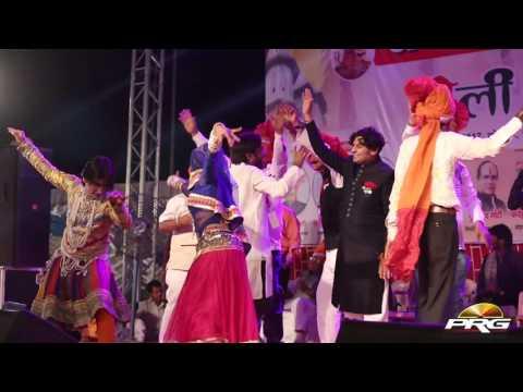Ghatkopar Mumbai Live 2017 - Amlido Amlido Bholo   Premlata   Shivji Bhajan   Rajasthani Hit Song