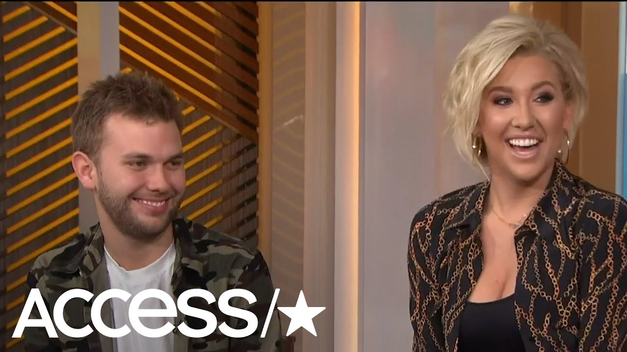 Chase and Savannah Chrisley Open Up About Growing Up on TV ...