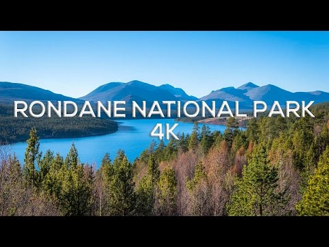 Rondane national park filmed with DJI Inspire 1 Pro and DJI Osmo in 4K