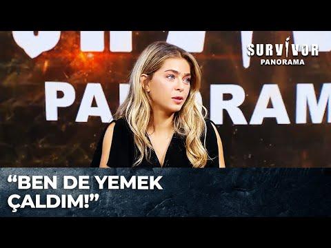 Öykü Çelik'ten Çok Konuşulacak İtiraf | Survivor Panorama 95. Bölüm