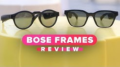 Bose Frames review: Sunglasses can sound good