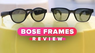 Bose Frames review: These headphones are sunglasses