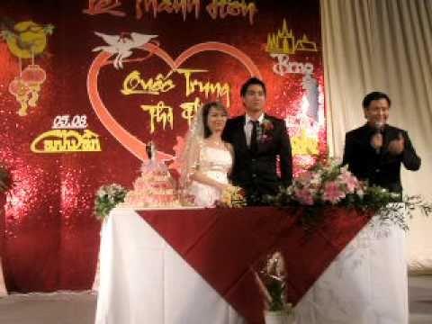 Đám cưới Trung-Phú Brno