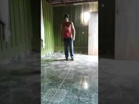 Juan carlos barreto bailando robot