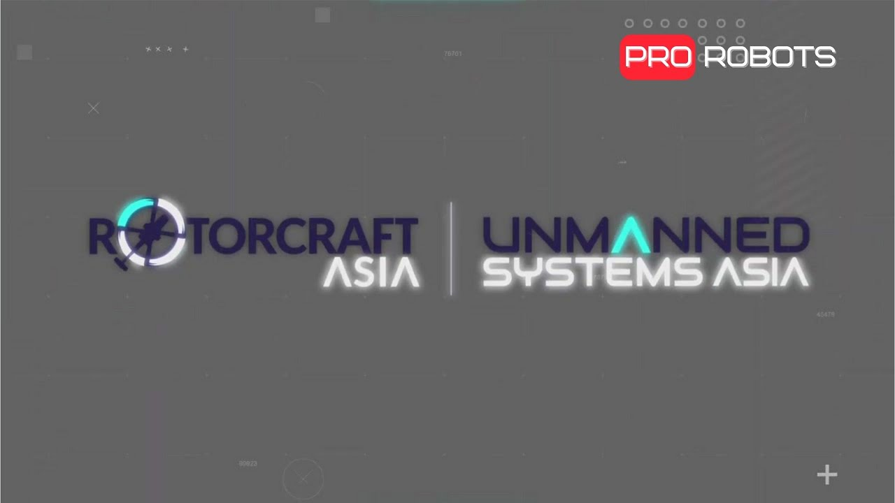 Rotorcraft Asia & Unmanned Systems Asia 2021